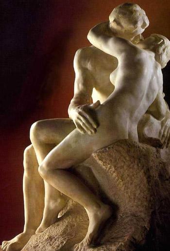 the kiss rodin analysis