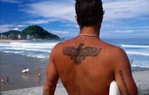 Body Art Painting Tattoos No Longer Taboo